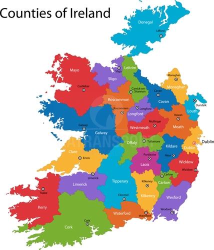 Preprava tovaru Írsko