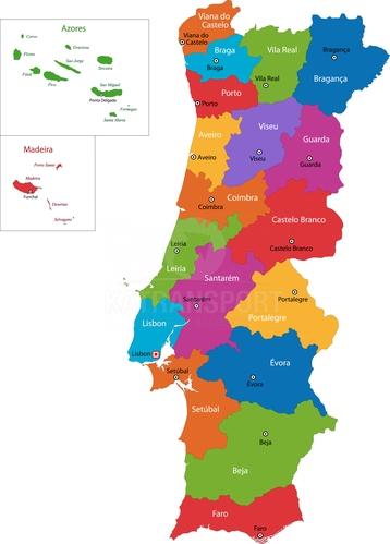Preprava tovaru Portugalsko